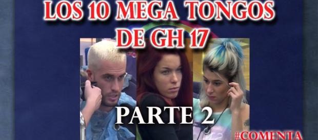 Segunda parte de los 10 Mega Tongos gh17