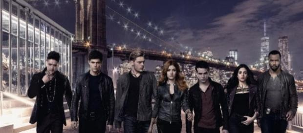 Shadowhunters season 2 poster via Freeform/ Freeform.com
