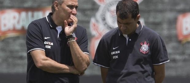 """Tite é avisado que não ficará no Corinthians: """"estou em paz comigo ... - com.br"""