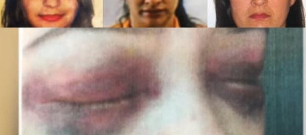 Tortura, agressão e ameças envolvendo quatro mulheres da mesma família.