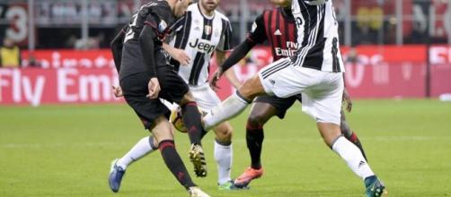 Diretta Juve-Milan oggi 23 dicembre
