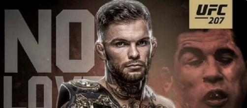 Dominick Cruz [Image credit: Twitter/Team Garbrandt]