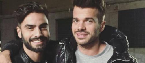 Mario Serpa e Claudio Sona hanno risposto alle domande del vocalist.