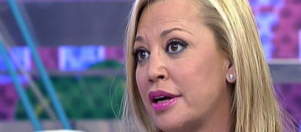 Belén Esteban decepcionada con Telecinco.