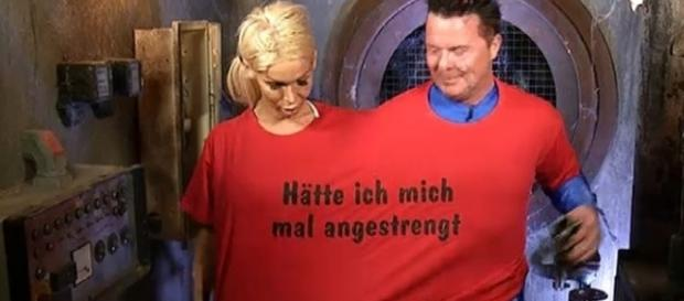 (c) Screenshot bild.de - Edona bei Promi Big Brother