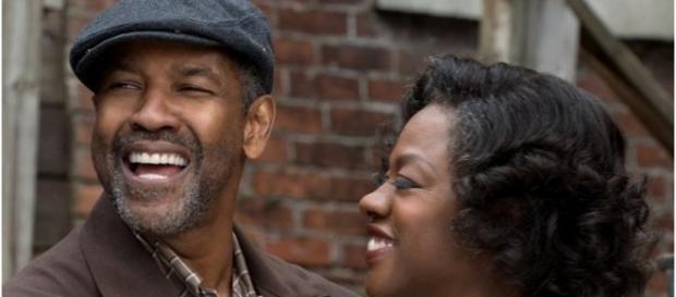 Denzel Washington's Fences movie / Photo screencap from Variety via Twitter