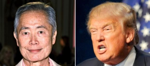 George Takei Calls Out Donald Trump for Japanese Internment ... - usmagazine.com