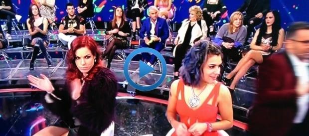 #gh27: La tía de Bea insulta a Adara en la #FinalGH17
