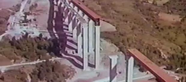 L'avvio dei lavori della Salerno-Reggio Calabria risale al 1962