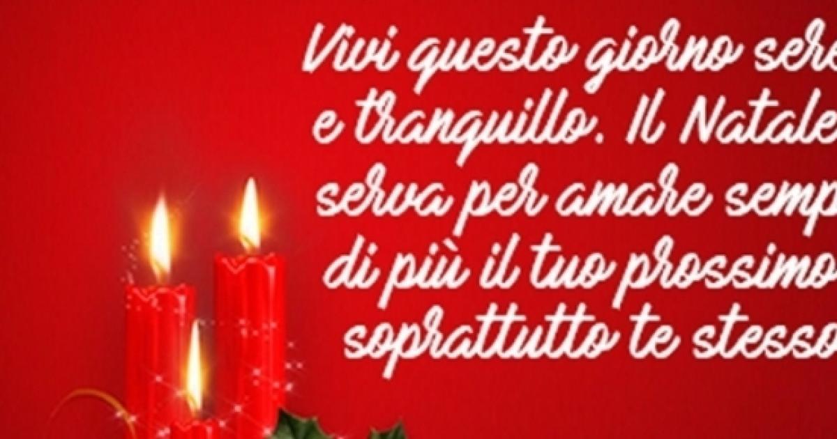Auguri Di Buon Natale Particolari.Buon Natale Immagini Da Inviare Su Whatsapp E Facebook