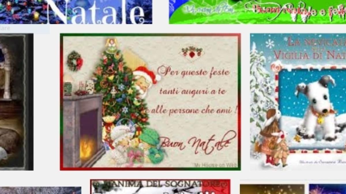 Frasi Auguri Di Buona Vigilia Di Natale.Auguri Buona Vigilia Di Natale