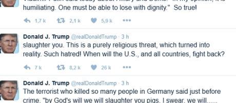 Donald Trump veut faire de tous les musulmans des boucs émissaires