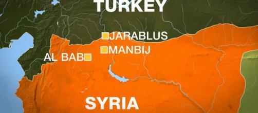 Erdogan is in hot water over Turkey's intervention in Syria/Photo via newprophecy.net