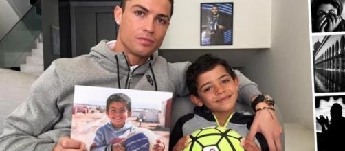 Cristiano Ronaldo exprime son soutien aux enfants syriens - jannah-news.com