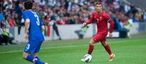 Cristiano Ronaldo. Picture by Fanny Schertzer (Creative Commons)