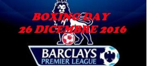 Formazioni Premier League Boxing Day 26 Dicembre 2016