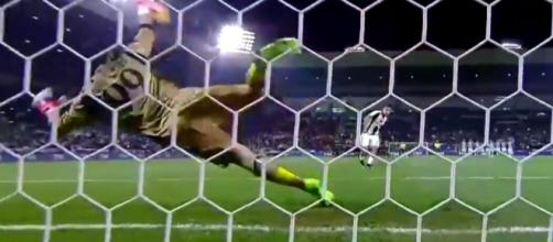Gianluigi Donnarumma sempre decisivo, soprattutto contro la Juventus