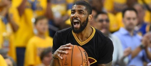 Kyrie Irving turns into The Undertaker on 'Ankletaker' shirt he ... - usatoday.com