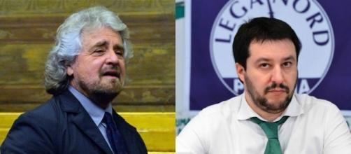 L'intesa di Natale tra Beppe Grillo e Matteo Salvini sui migranti