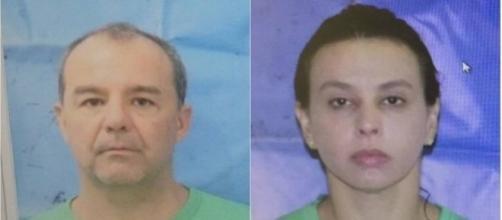 Sergio Cabral e Adriana Ancelmo, juntos até na cadeia