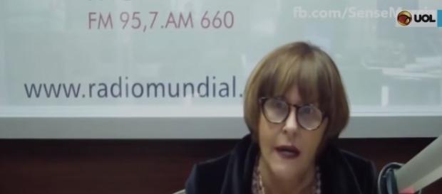 Após anos de previsões na TV, sensitiva Márcia é sensação na web ... - com.br