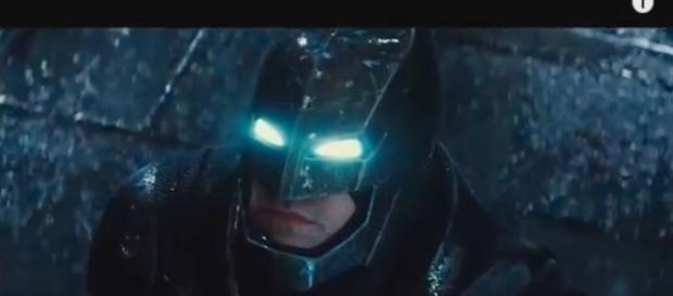 Ben Affleck's Batman screenshot from Batman v Superman via Andre Braddox