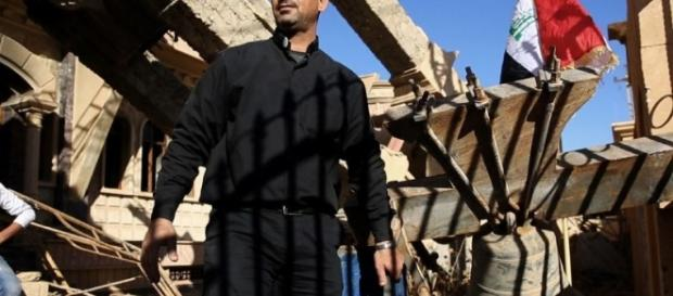 Christians return to devastation in ancient Qaraqosh - ABC News ... - net.au