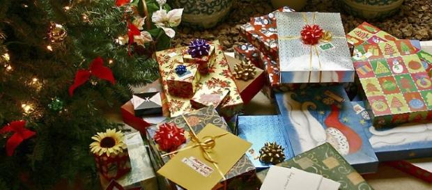 christmas presents picture by kelvin kay creative commons