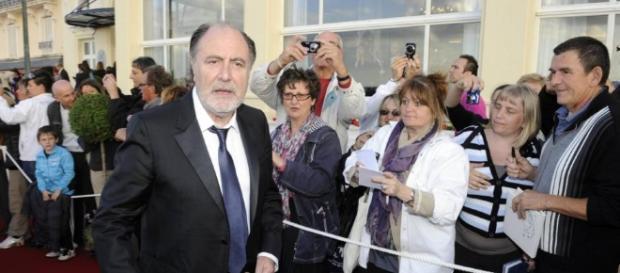 Michel Delpech dans un film sorti en 2014, l'un de ses derniers grands moments professionnels ... - non-stop-people.com