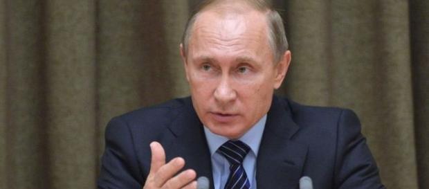Vladimir Putin, scrisoare către Donald Trump