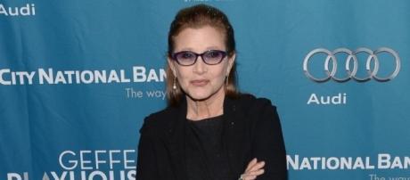"Star Wars: Carrie Fisher ""Princess Diarist"" Due February 2016 (As ... - showbiz411.com"