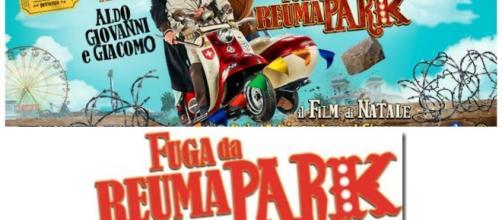 """Aldo Giovanni e Giacomo in """"Fuga da Reuma Park"""""""