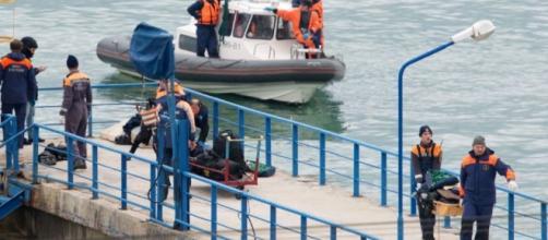 Crash d'un avion russe en mer Noire: pas de signes de survivants ... - leparisien.fr