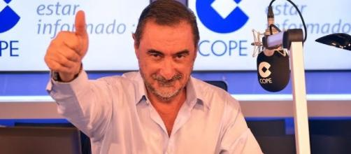 El 'exilio' de Carlos Herrera a la COPE merma los ingresos de ... - vozpopuli.com
