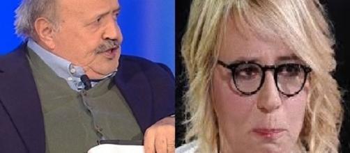 Maurizio Costanzo ha tradito di nuovo Madia De Filippi?