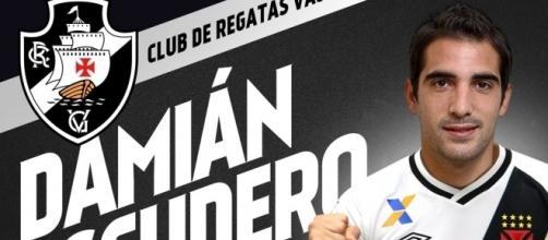 Reforço do Vasco já jogou no futebol brasileiro, ao defender Grêmio, Vitória e Atlético-MG