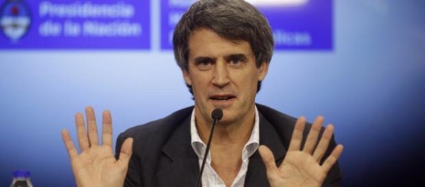 Alfonso Prat-Gay, actual ex ministro de Hacienda y Finanzas