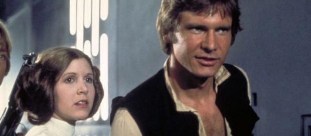 Carrie Fisherdeceduta in seguito ad un infarto