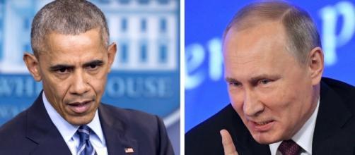 Barack Obama & Vladimir Putin: The Two-Way npr.org