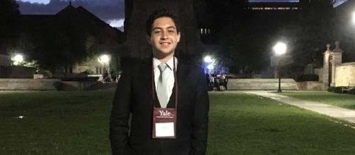 Jovem brasileiro foi aprovado na Universidade de Yale