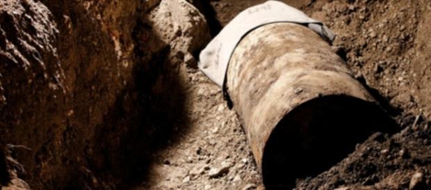 Bomba de quase 2 toneladas, encontrada na Alemanha, foi desativada
