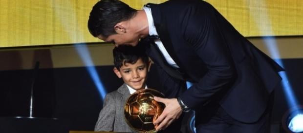 Cristiano Ronaldo : Pourquoi son fils ne joue pas au Real Madrid ... - alvinet.com
