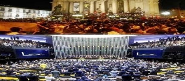 Deputados favorecem estados na negociação