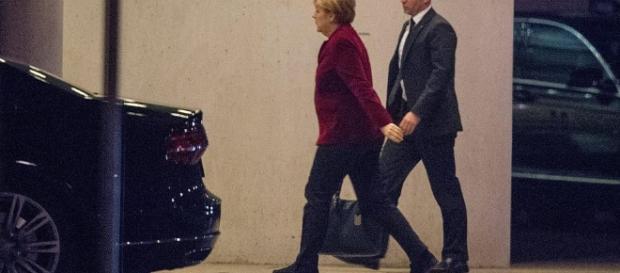 Ist sie noch Herrin der Lage? (Fotoverantw./URG Suisse: Blasting.News Archiv)