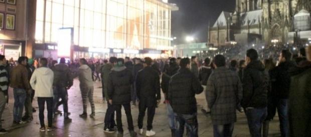 Köln: Erste Verdächtige nach Silvester-Übergriffen - SPIEGEL ONLINE - spiegel.de