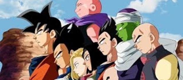 La foto real de los luchadores
