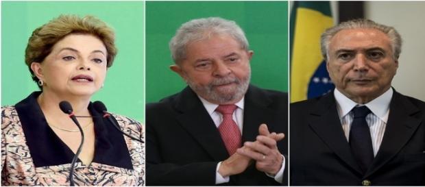 Não faltaram emoções na política brasileira em 2016