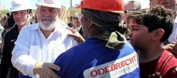 Odebrecht falou das possíveis ligações de Lula à sua empresa