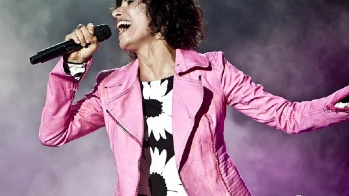 Giorgia alza la voce: la cantante se la prende con tutti