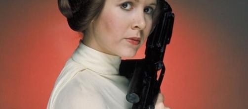 Carrie Fisher ficou conhecida pela saga 'Star Wars' (Foto: Arquivo)